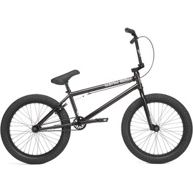 "Kink BMX Gap XL 2020 20"" gloss black glow splatter"